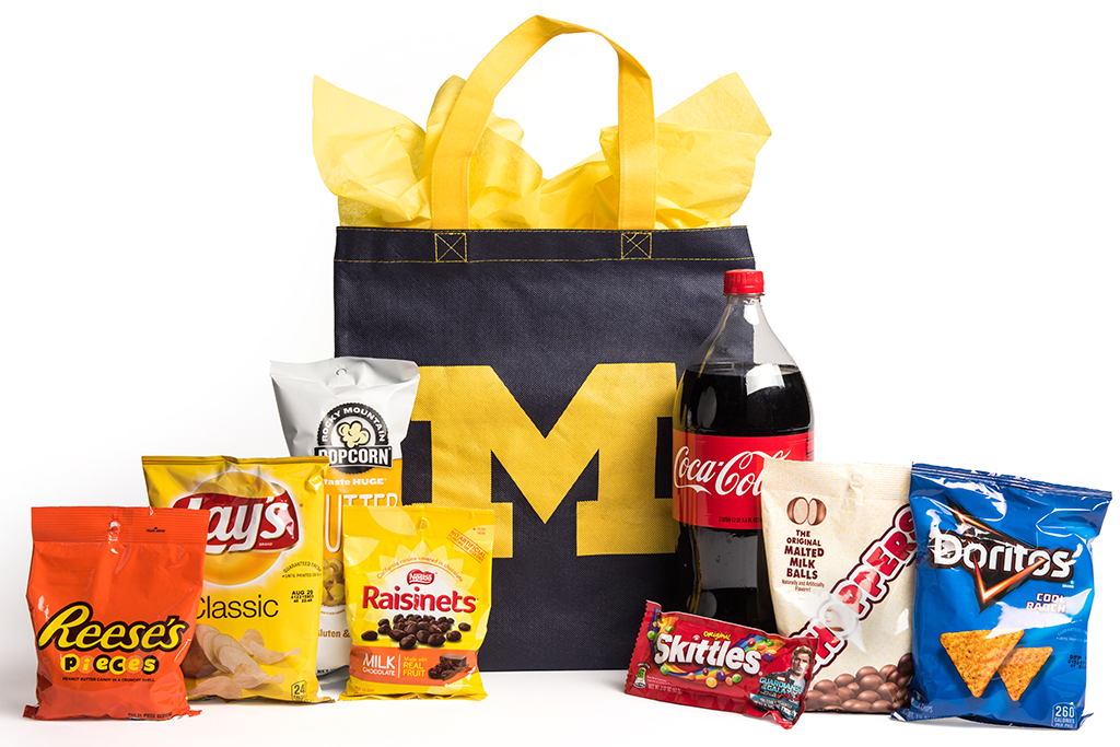 Michigan Dining M Gift Packages