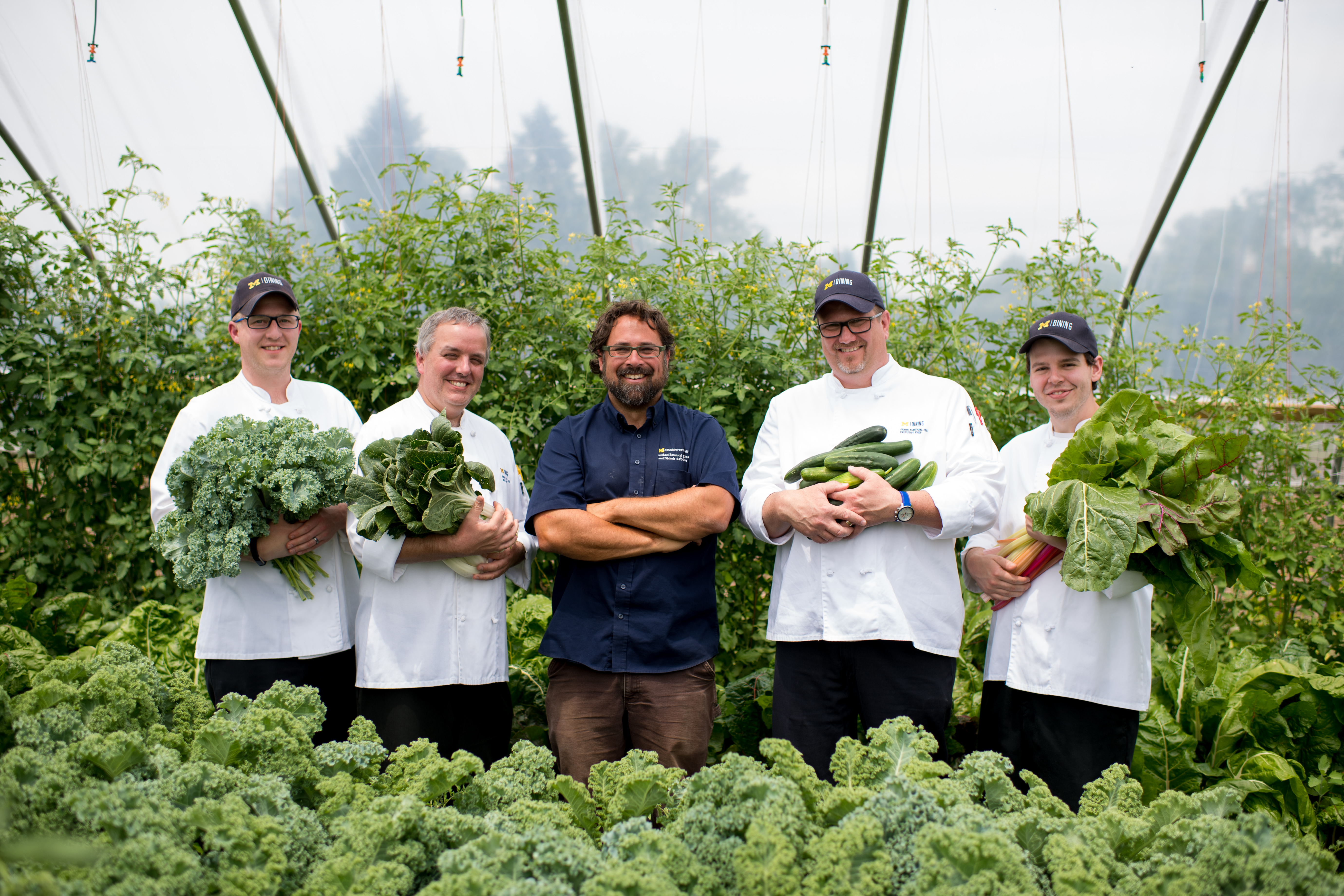 Campus Farm Michigan Dining Chefs
